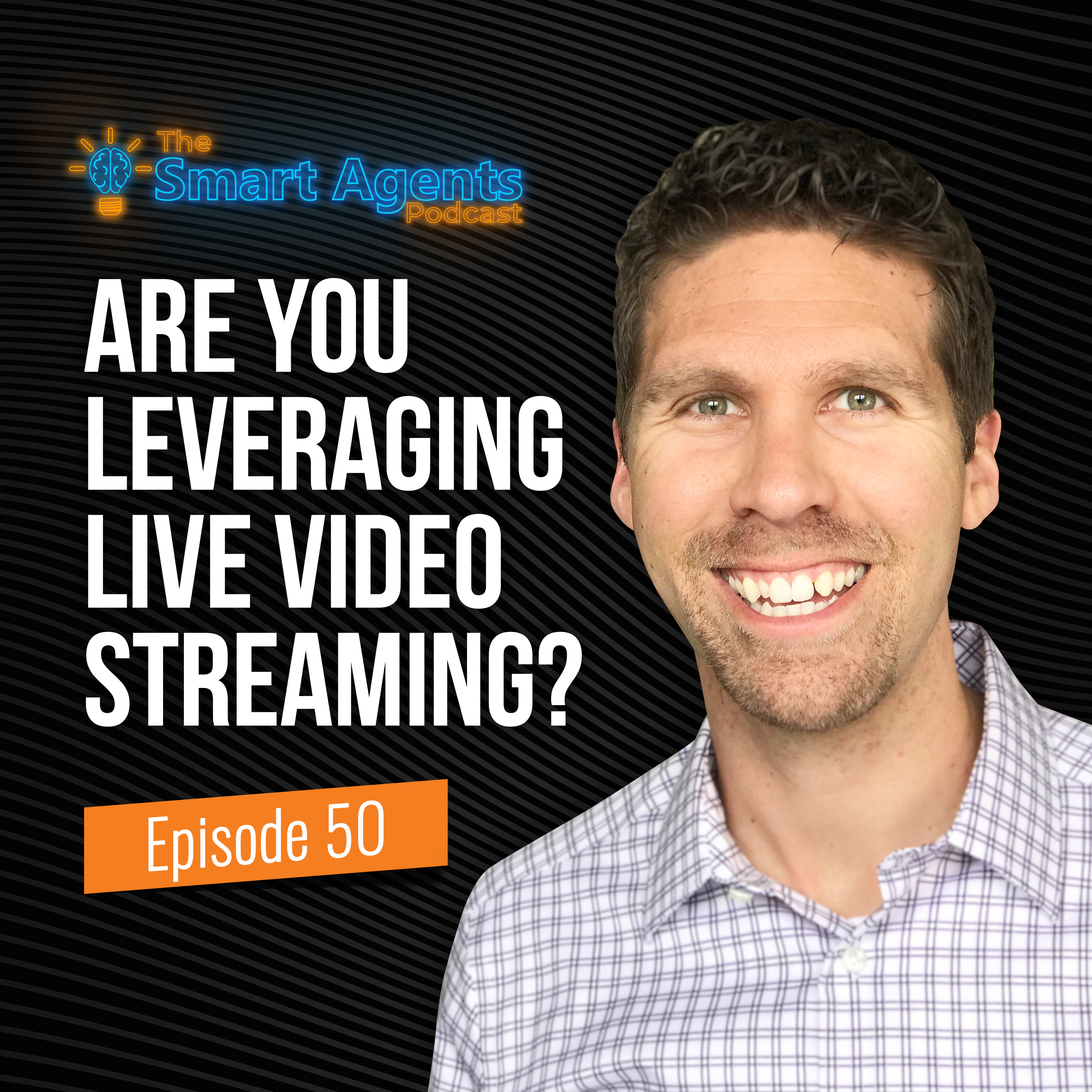 real estate podcast, live video streaming