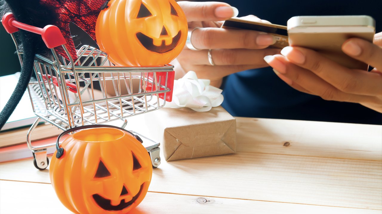 Halloween Real Estate Marketing Ideas