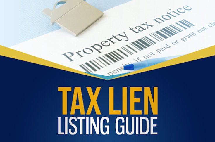The Tax Lien Listing Guide