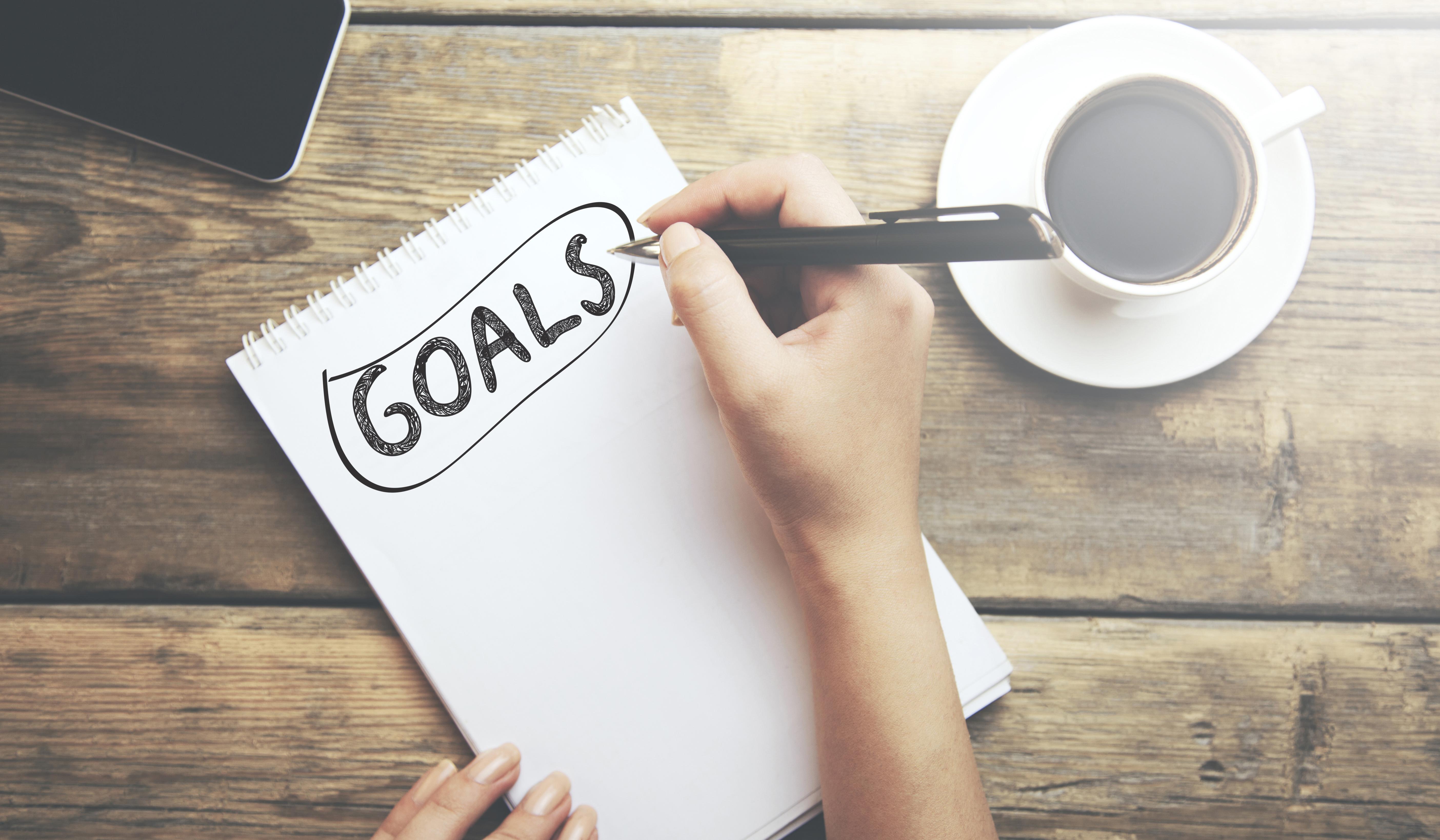 2021 Goal Planning - Establish and Break Down Your Goals